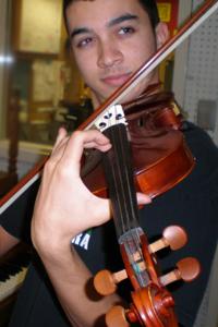 Kuefner Scores Performance: Junior Composes Original Piece for Orchestra