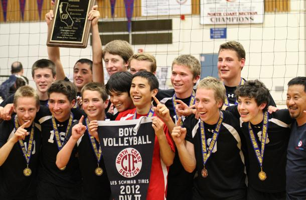 Volleyball+Wins+NCS+Tourney+over+Dougherty+Valley