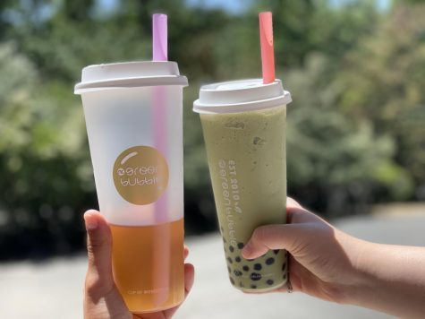 Mr. Greenbubble, a local Walnut Creek favorite, is still serving drinks with boba for the time being