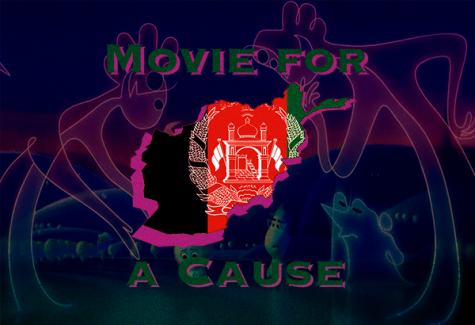 Afghanistan movie fundraiser featuring Pixars Soul.