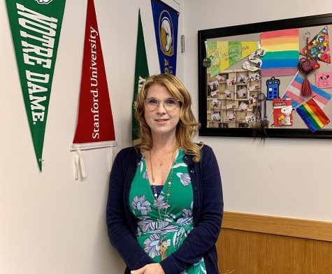New associate principal Stacy Southern is making her mark at Campolindo.