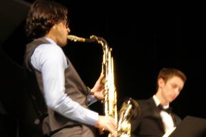 Alumnus Featured in December Jazz Performance