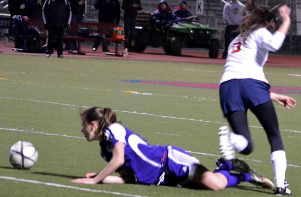 Penalty Kicks Decide NCS Semi-Final