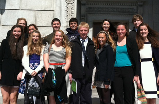 Law Students Visit Real SF Courtroom
