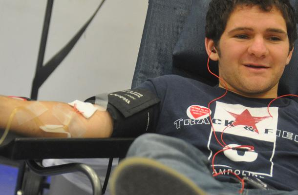 Blood Drives Community Goodwill