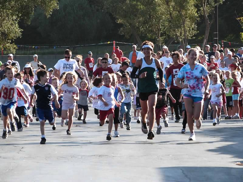 July 4th Race Funds Cougar Athletics