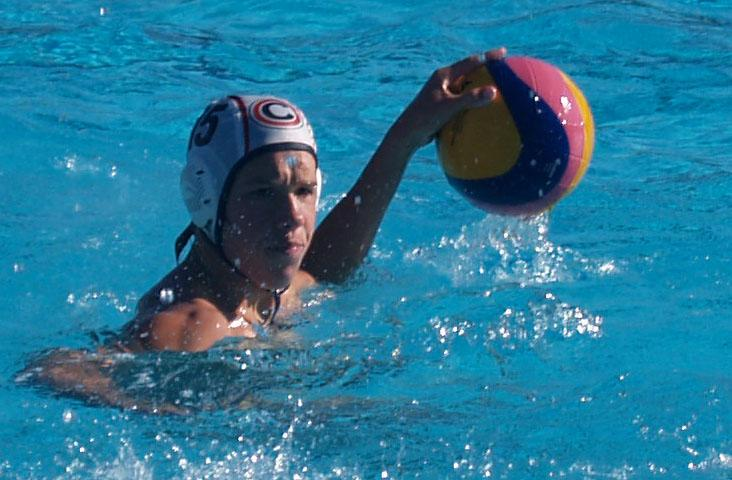 Polo Plays Inter-Section Tourney