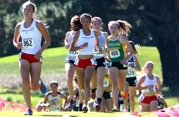 Leach%2C+Goltra+Lead+Runners+at+Stanford