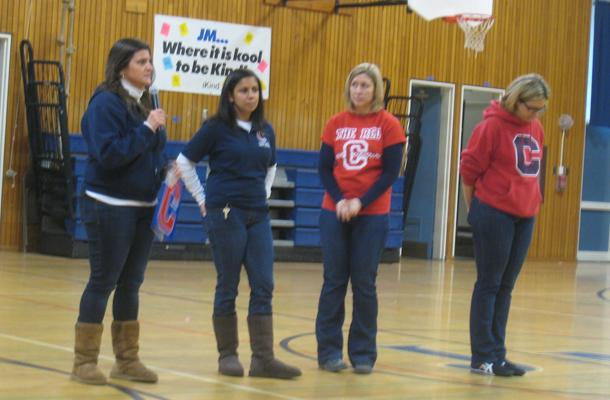 Middle School Visits Promote Electives