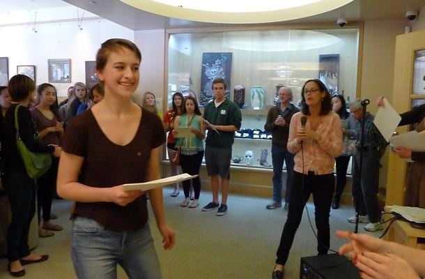 Orinda Honors Campus Artists