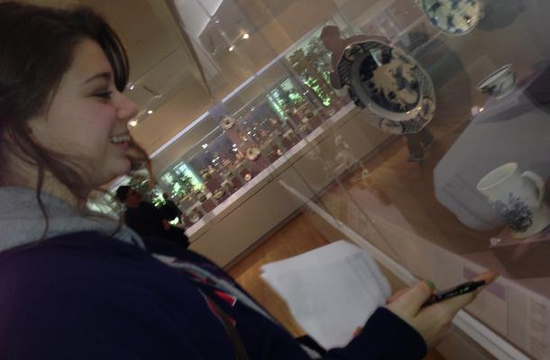 French Courses Visit SF Museum