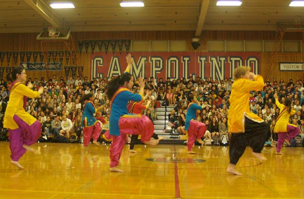 Talent Showcased at Thursday Assembly