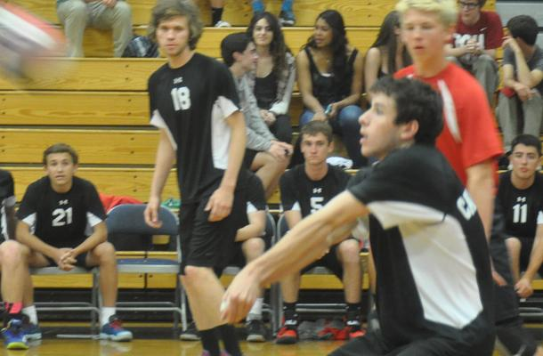 Volleyball Wins NCS Semi