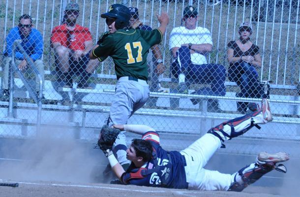 Baseball Stunned on Scoring Steal