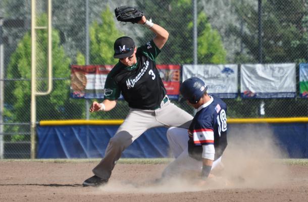 Baseball Crushes Miramonte