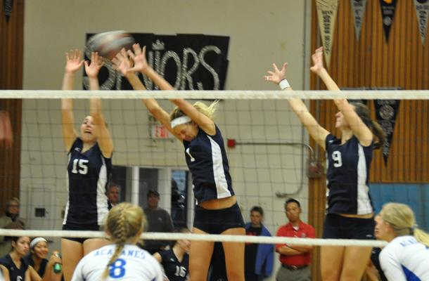 Volleyball Serves up Perfect League Season