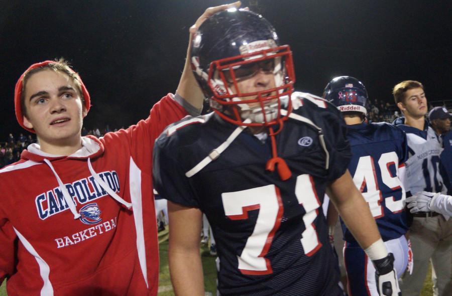 2nd-Half Spirit Lifts Football to NCS Title