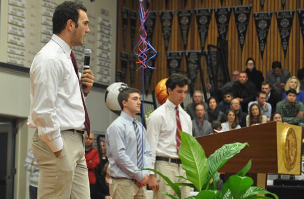 Evening Ceremony Celebrates Wilson's Impact