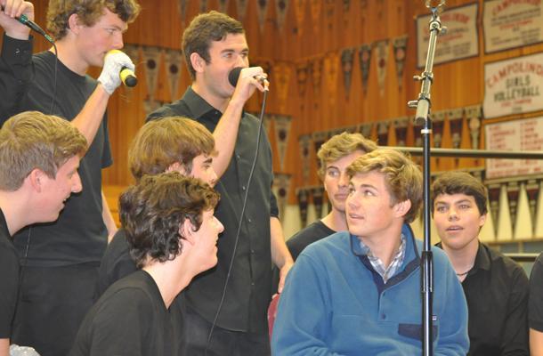 Choir Show Features Pop Arrangements