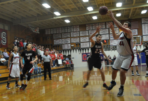Basketball Dunks Albany, Heads to O'Dowd