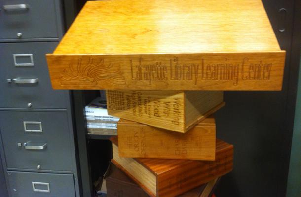 Furniture Design Completes Pedestal