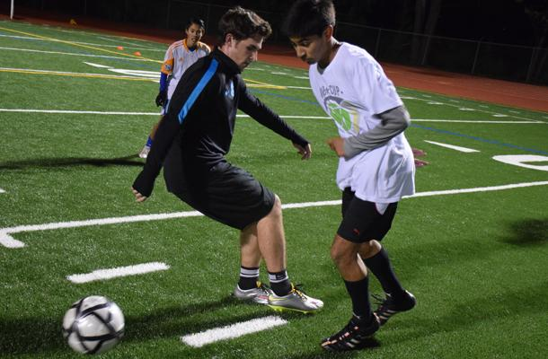 Young Soccer Squad Keeps Expectations High