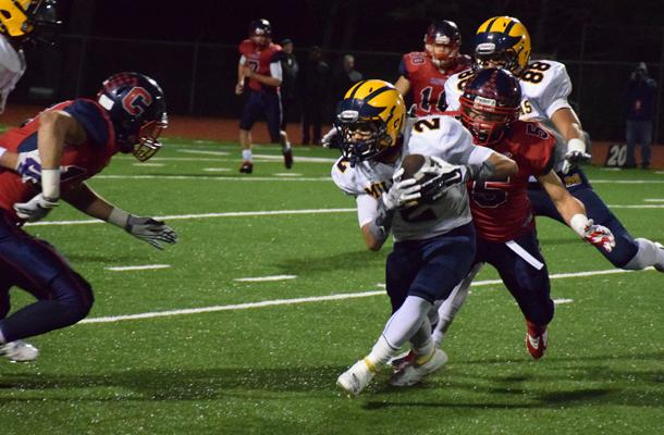 Interception, Field Goal Send Cougars Back to State