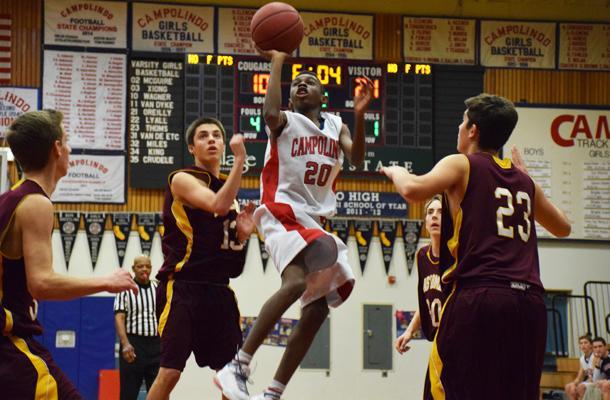 Knights Thrash Frosh Basketball