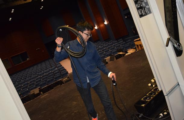 New Theater Tech Elective Added for 2016-2017