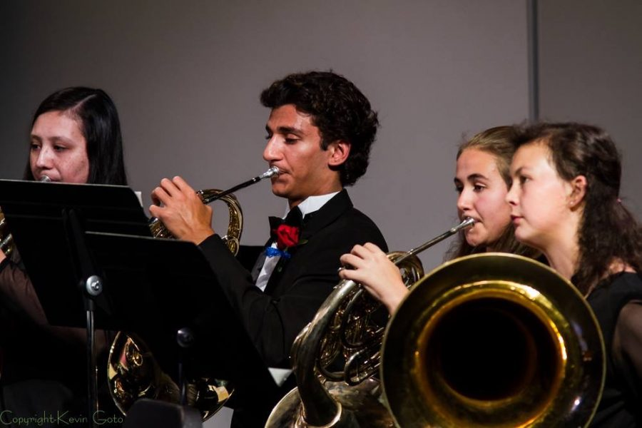 Final Concert Honors Seniors