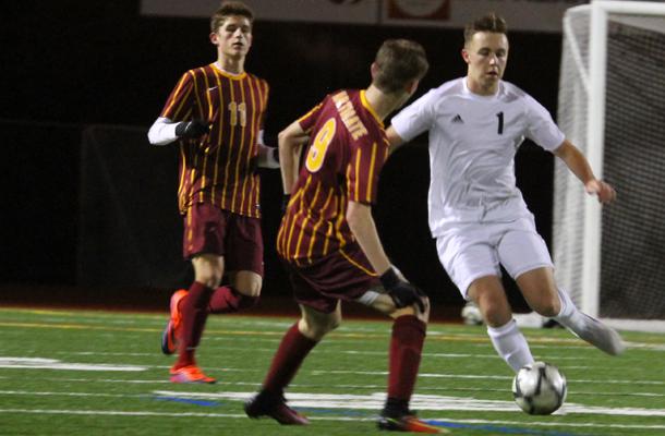 Junior Seppi Ortman Skills Northgate defender