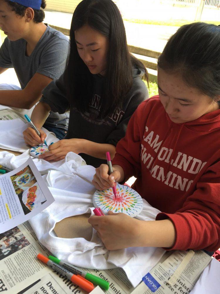Kids Craft at Library Social