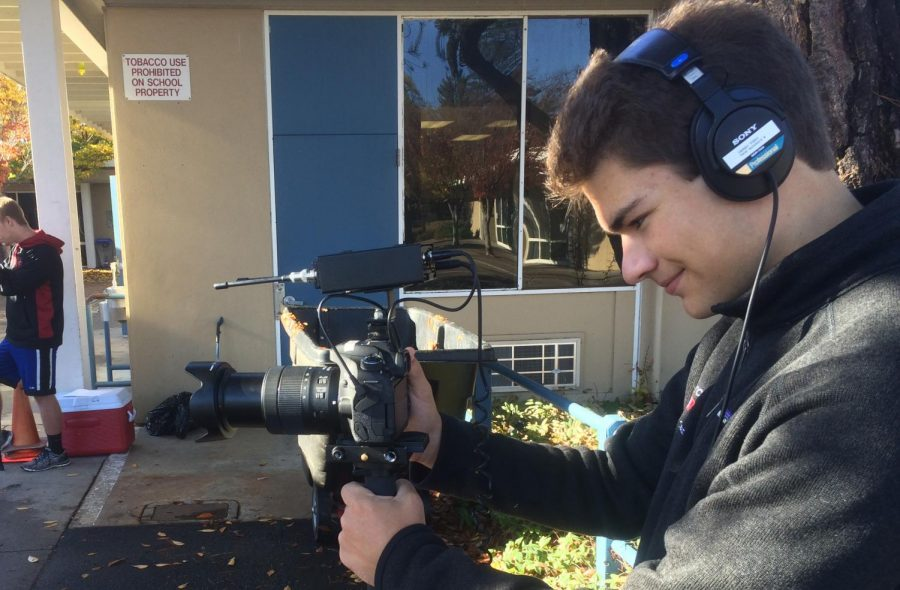 Short Films Document Middle School Visit