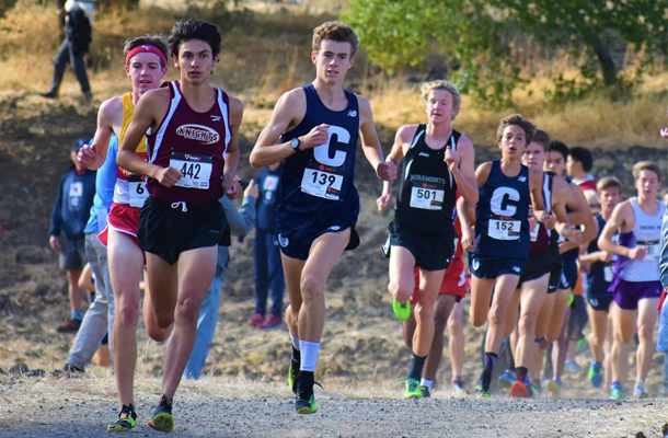 Cougars+Sweep+Cross+Country+Championships
