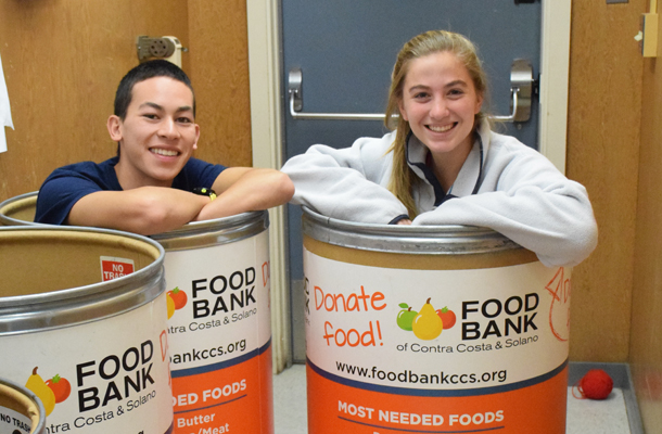 Can Drive Support County Food Bank