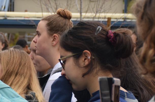 Student Voices Battle Oppressive Forces