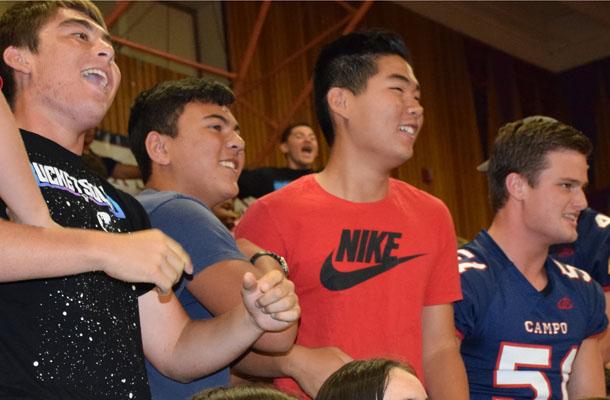 Freshman Fears Unwarranted