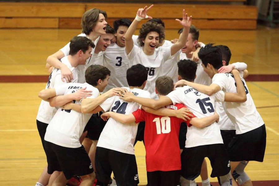 Dons End Volleyballs NCS Title Hopes
