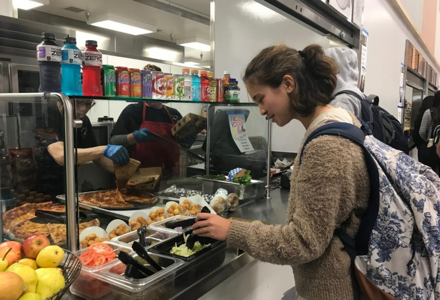 Cafeteria Price Hikes End 7-Year Run