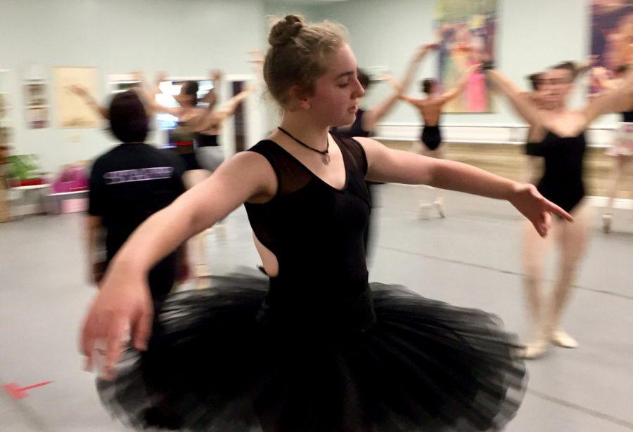 Dedicated Dancer Earns Nutcracker Lead