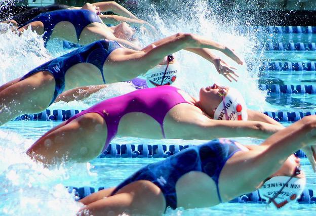 Swimming Star Chooses Northwestern