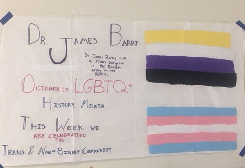 SAGA Celebrates LGBTQ+ History