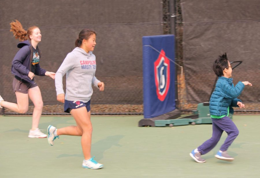 Tennis+Clinic+Teaches+Special+Needs+Athletes
