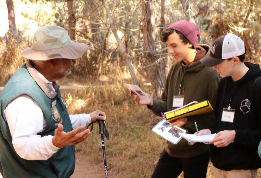 AGATE Hosts Monterey Field Study