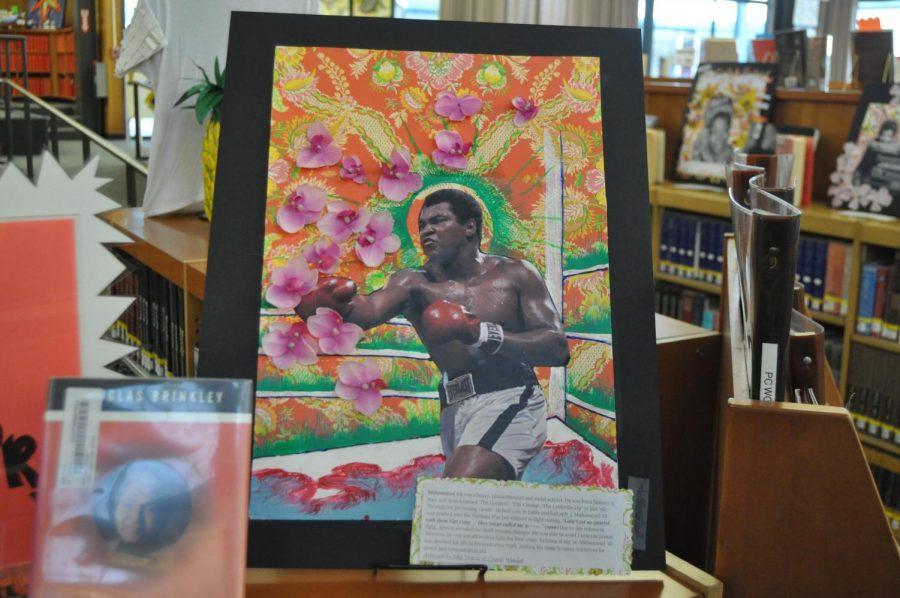 Collage Project Celebrates Black History