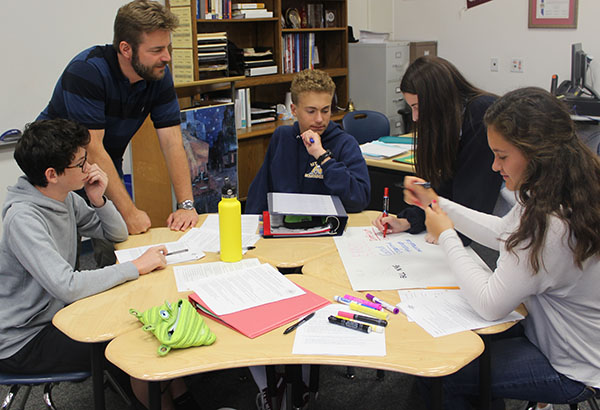 Verbanszky Earns County Educator Honor