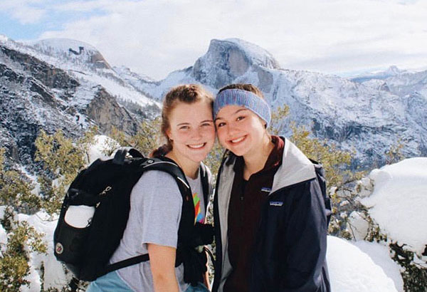 Snowy Hikes Highlight Yosemite Trip