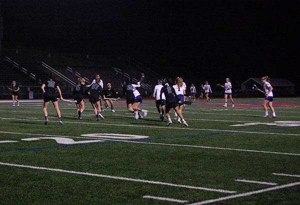 Girls' Lacrosse Struggles Through Early Season