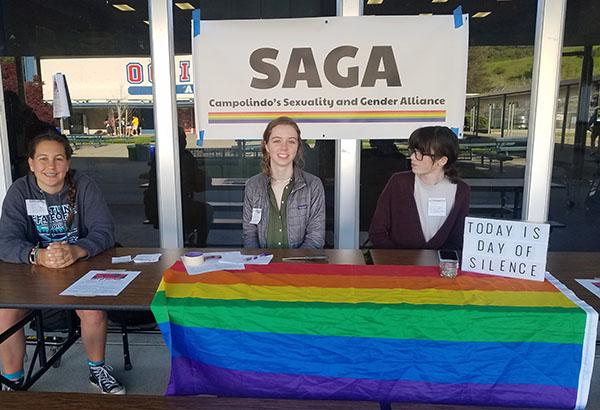 Silence Highlights LGBTQ Discrimination
