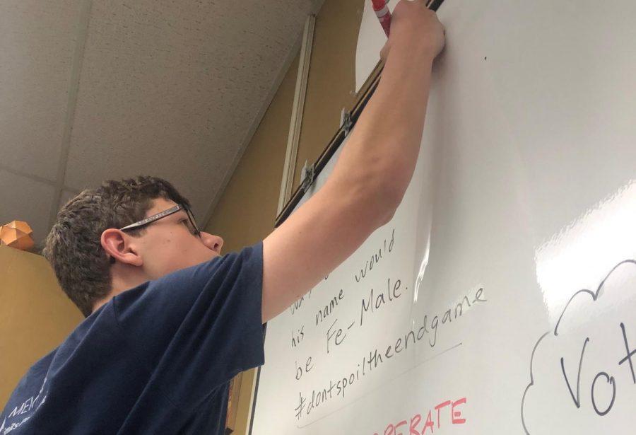 Math Puns Inspire New Club